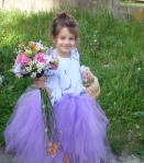 Tutu Mov Flower Girl Indaes